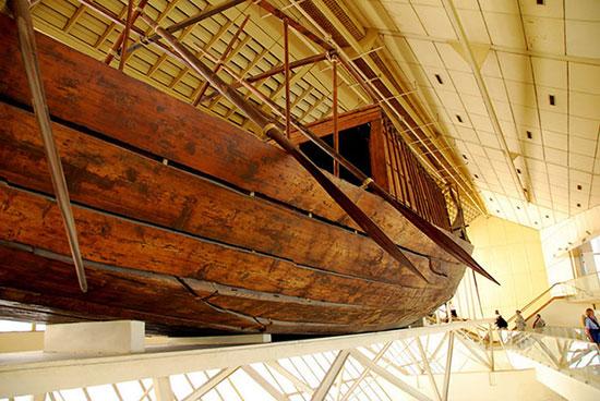 قایق خورشیدی باستانی (2)
