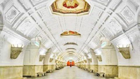 ایستگاه های قطار شهری مسکو