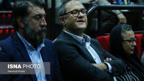 """میزبانی مهران مدیری از چهرهها در """"بزرگترین اکران خصوصی سینما"""""""