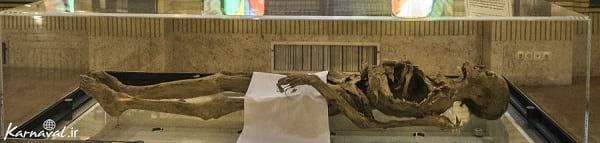 مومیایی زن 65 ساله یزدی (2)