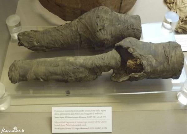 افشای راز مومیایی ۳۲۰۰ ساله