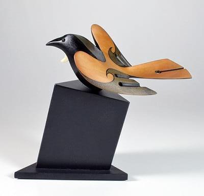 پرنده چوبی (4)