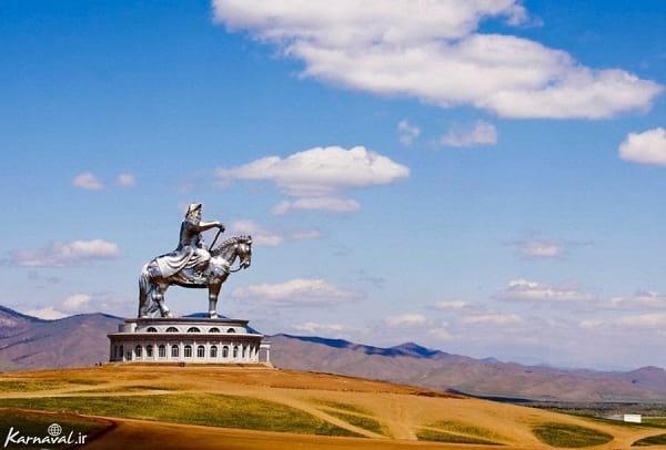 چنگیزخان مغول (1)
