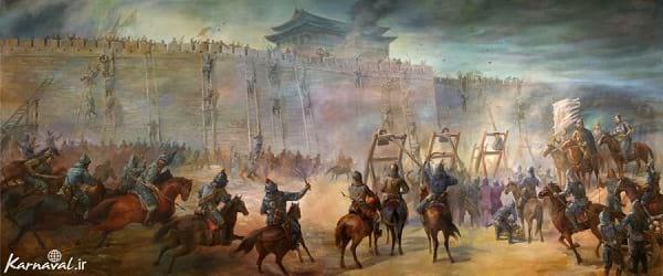 چنگیزخان مغول (11)