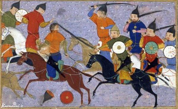 چنگیزخان مغول (12)