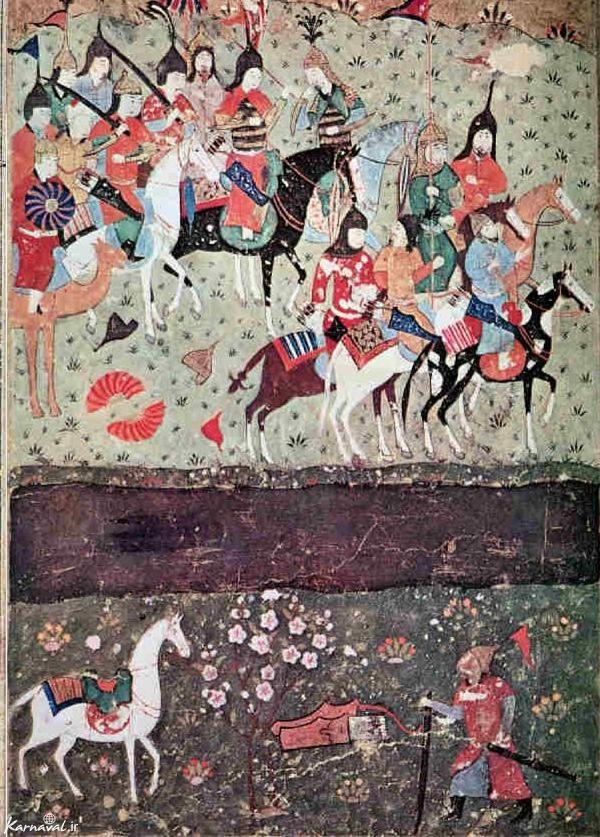 چنگیزخان مغول (14)