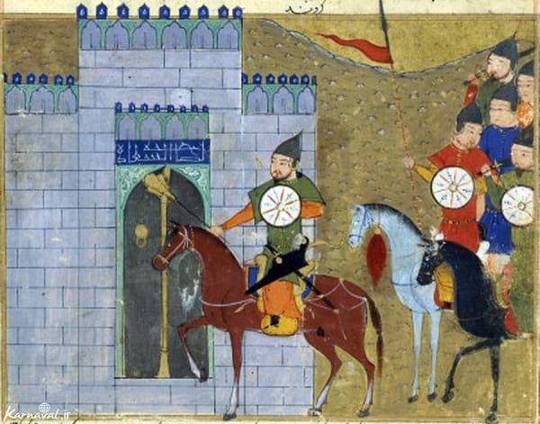 چنگیزخان مغول (17)