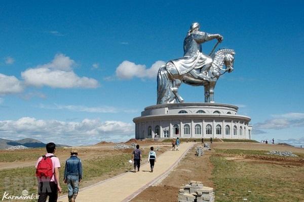 چنگیزخان مغول (2)