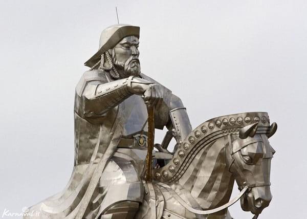 چنگیزخان مغول (3)