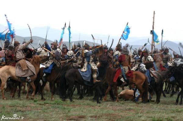 چنگیزخان مغول (4)