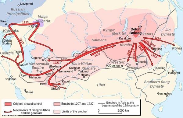چنگیزخان مغول (9)