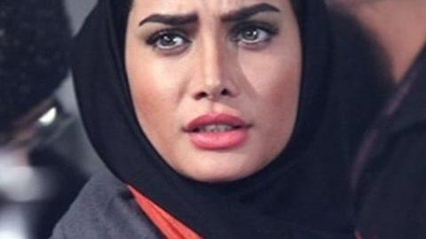 بازیگر زن ایرانی از رینگ بوکس سر در آورد!