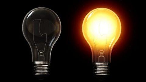 خاموش و روشن کردن لامپ با یک پلک زدن!