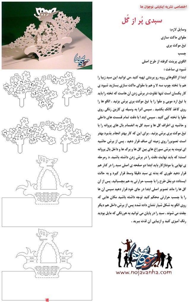 سبد گل (1)