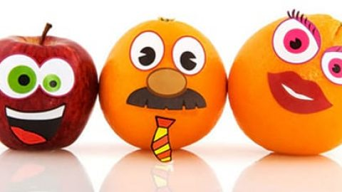 شخصیت شناسی و انتخاب میوه