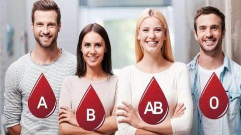 شخصیت شناسی و نوع گروه خونی