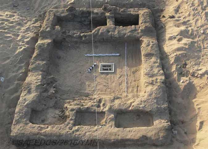 کشف شهر ۷۰۰۰ ساله در مصر