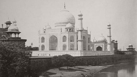 تصاویر عکاس انگلیسی از هند در اواخر قرن نوزدهم