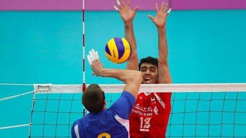 والیبال ایران برای اولین بار فینالیست یونیورسیاد شد