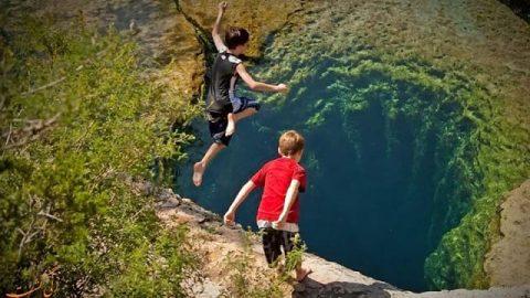چاه یعقوب در آمریکا؛ خطرناک ترین مکان روی زمین