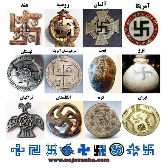 شگفتی های تمدن های باستانی؛ چرخ خورشید