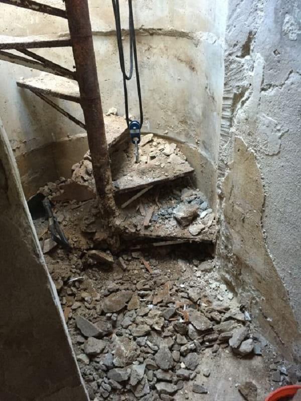 کشف پناهگاه زیرزمینی (3)
