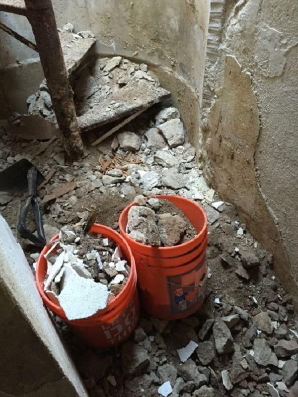 کشف پناهگاه زیرزمینی (4)