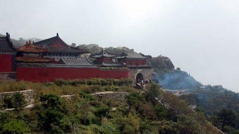 آشنایی با پنج کوه مقدس در کشور چین