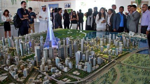 شهر دبی رکورد خود را می شکند