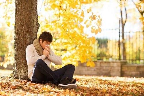 بیماری در پاییز (1)