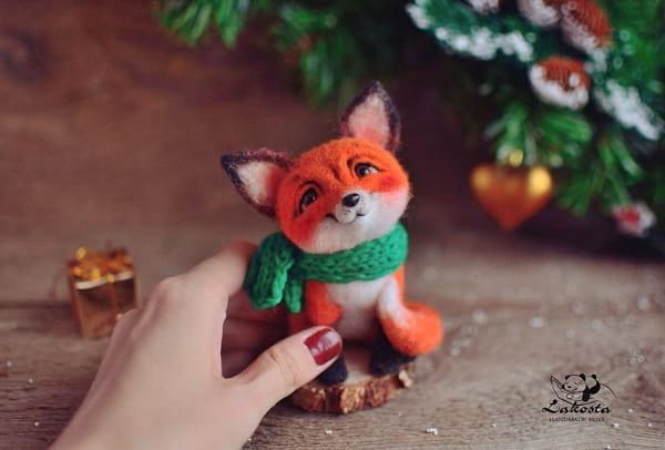 عروسک روباه