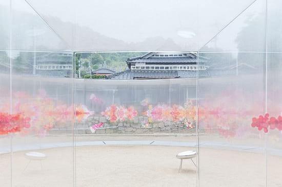 دیواری پز از گل (2)