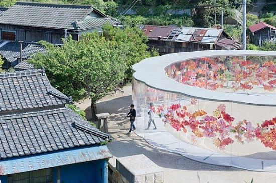 دیواری پز از گل (4)
