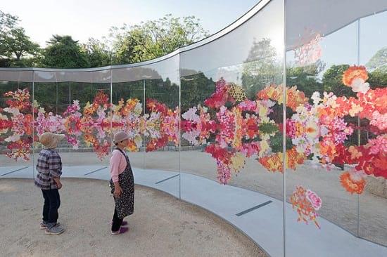 دیواری پز از گل (5)