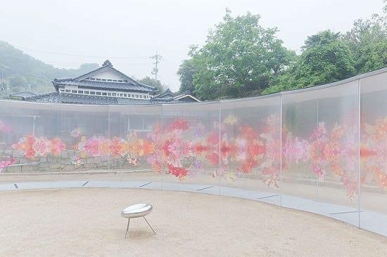 دیواری پز از گل (6)