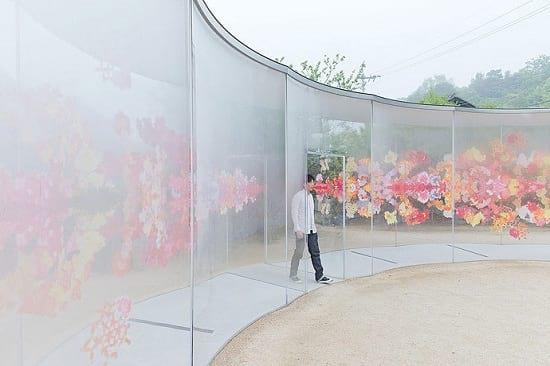 دیواری پز از گل (7)