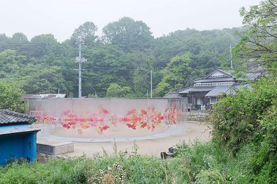 دیواری پز از گل (9)