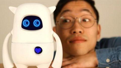 پرفروشترین ربات اجتماعی در ژاپن!