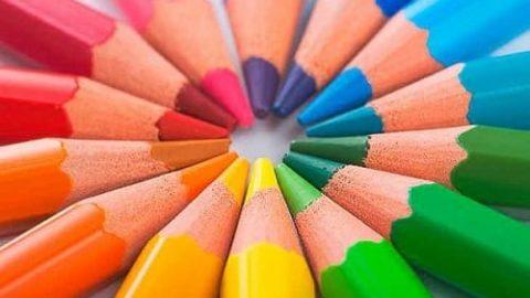 ۵ رنگ تاثیرگذار بر خلق و خو