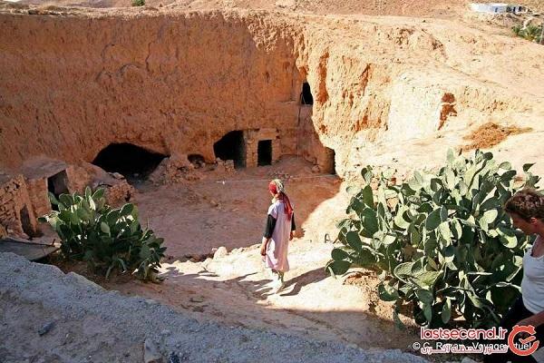 زندگی در غار (28)