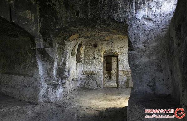 زندگی در غار (5)