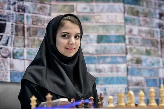 صعود دو پلهای خادمالشریعه در رنکینگ فیده/ ایران در رده سی و دوم جهان