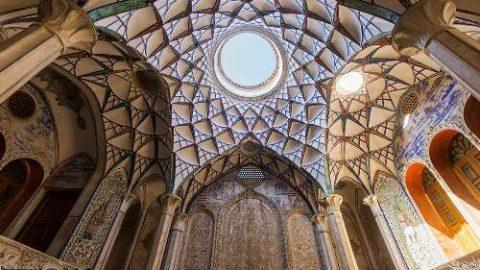 معماری بینظیر ایرانی در شهر ۷۰۰۰ساله