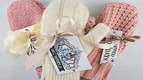 کاردستی دستکش های زمستانی