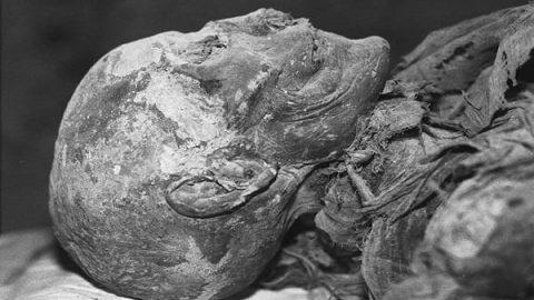 مومیایی حتشپسوت؛ نخستین فرعون زن مصر