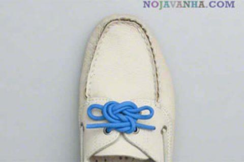 آموزش گره کفش (۲)