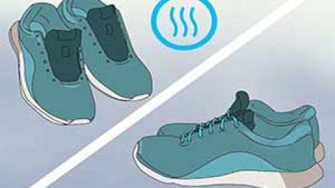 چگونه کفش های ورزشی خود را تمیز کنید؟ (۲)