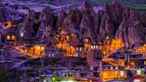 مکان های دیدنی ایران؛ روستای کندوان