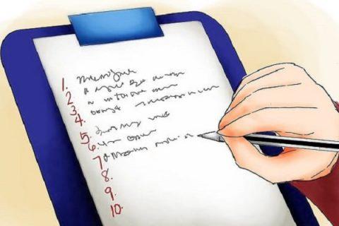 ویژگی های یک برنامه ریزی درسی