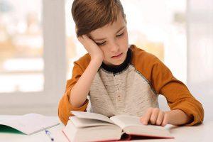 عدم تمرکز در هنگام مطالعه